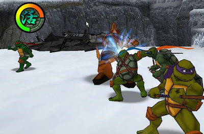 Teenage Mutant Ninja Turtles 2: Battle Nexus Screenshots 2