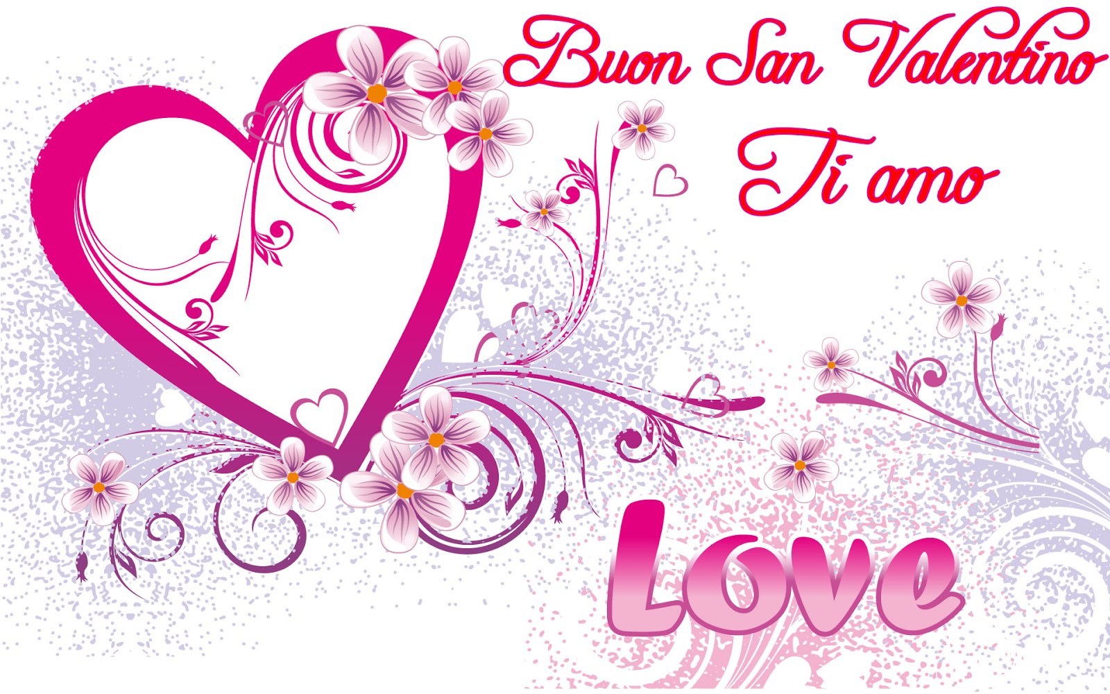 Wish Happy Valentines Day in Italian - Buon San Valentino