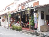 Calanthe cafe at Melaka