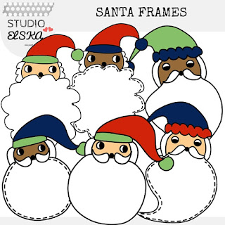 https://www.teacherspayteachers.com/Product/Santa-Clause-Frames-Christmas-Clipart-Studio-ELSKA-2175601