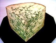 tipo de queijo mais embolorado