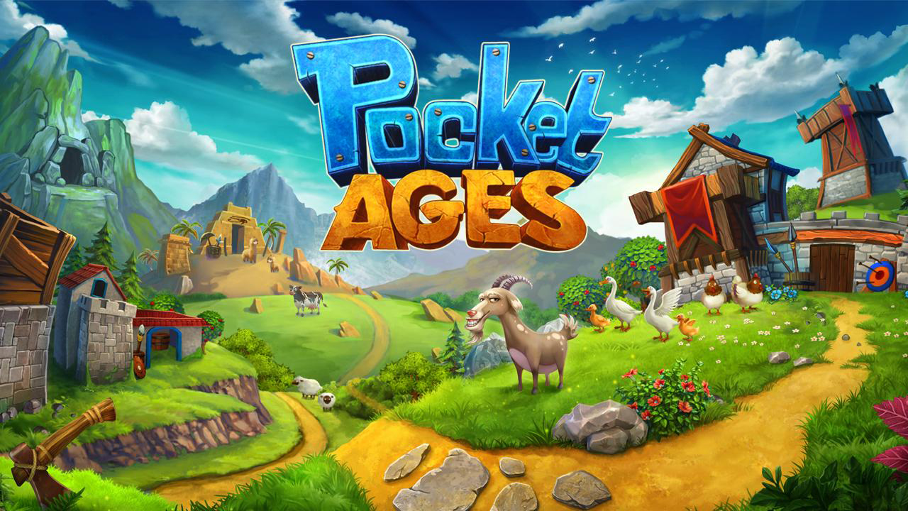 Pocket Ages Gameplay IOS / Android