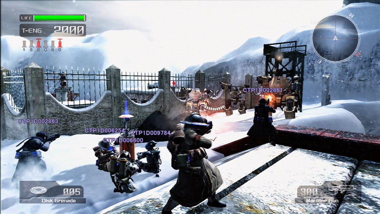 Lost Planet : Extreme Condition - PC FULL [FREE DOWNLOAD]