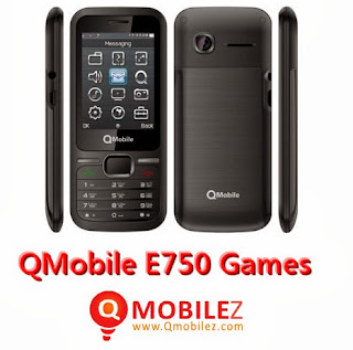 Download Games for QMobile E750
