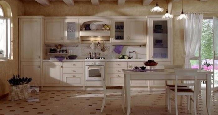 Bricolage e decora o 5 ideias para cozinhas r sticas grandes for Kitchen design 8 8