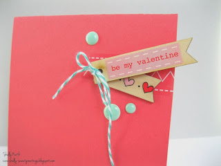 SRM Stickers - Valentines by Shelly - #Valentines #cards #borders #stickers #twine
