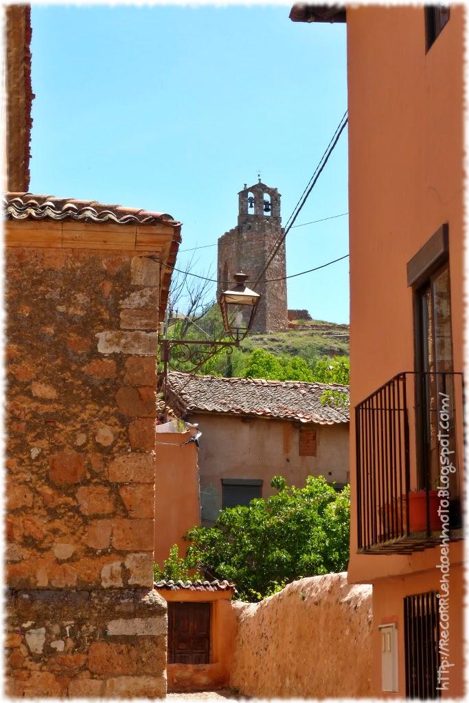 La Martina, Ayllón