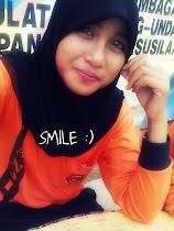 senyum itu sedekah :)