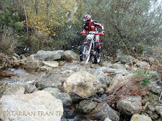 Cota 315r: Trial Excursión con nevada incluida