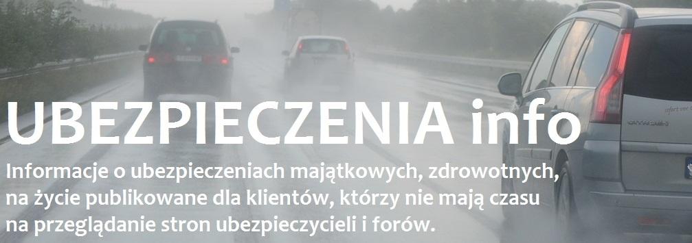 UBEZPIECZENIA info
