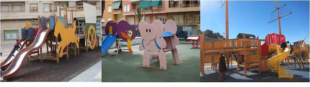 parque Pocoyo Ibi