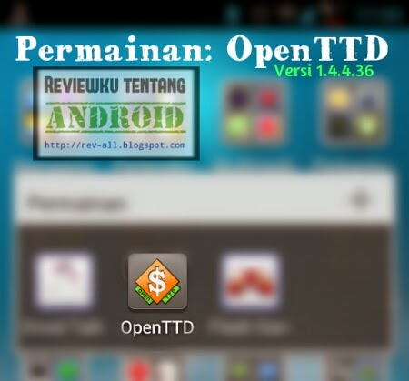 Ikon permainan OPENTTD - Game transport tycoon deluxe untuk android (rev-all.blogspot.com)