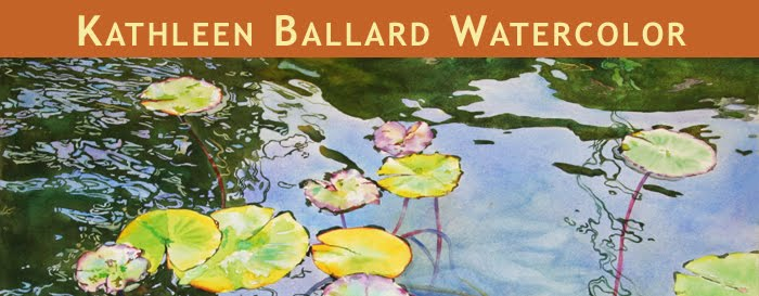 Kathleen Ballard Watercolor
