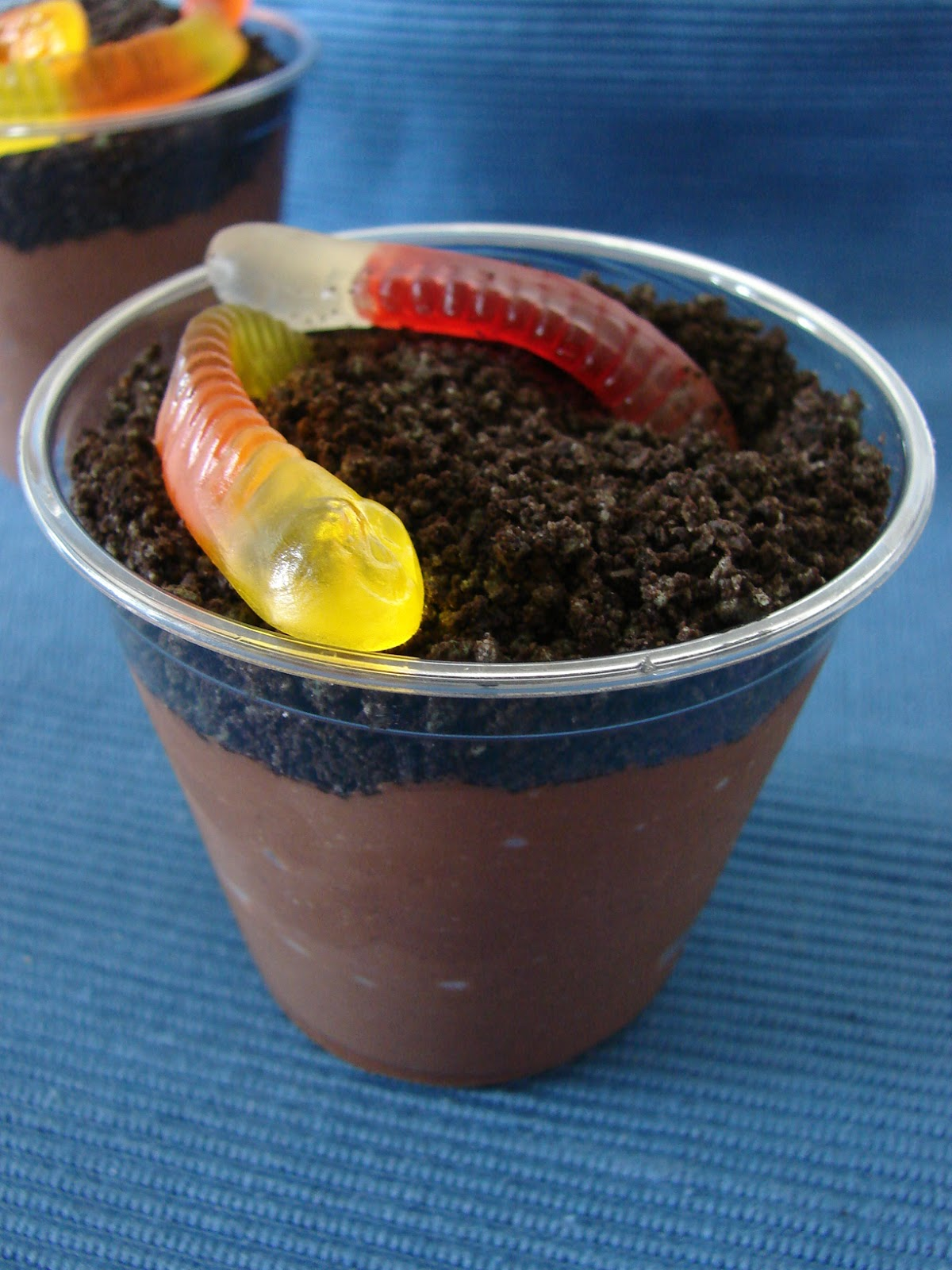 The Royal Cook: Dirt Cups