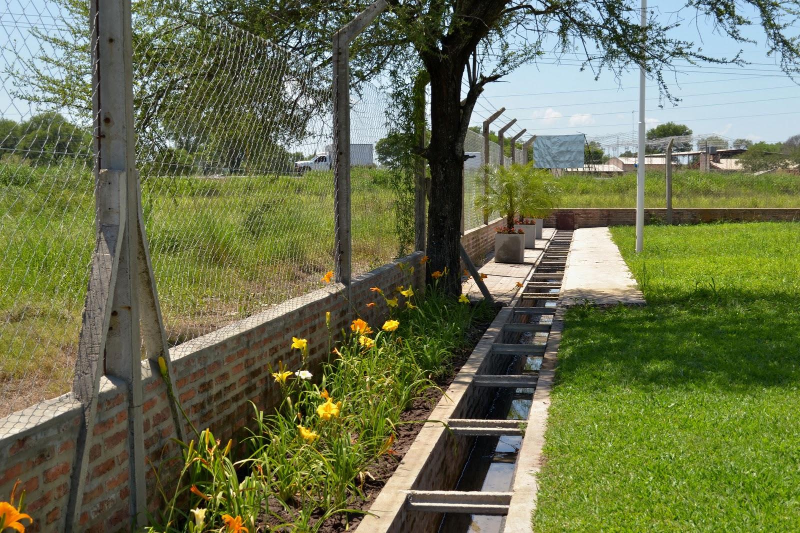 Dise o del parque en i l a g construcciones antes y for Diseno de parques y jardines