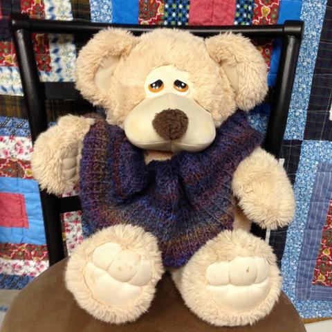 Lion Brand Amazing yarn