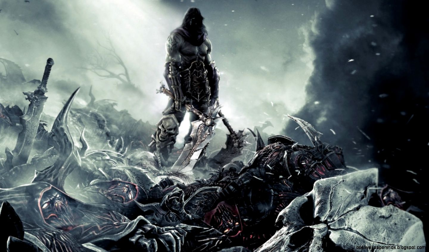 Darksiders HD Wallpapers   HD Wallpapers Backgrounds of Your Choice