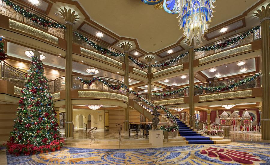 M S Disney Cruise Blog Very Merrytime Cruises ディズニークルーズ・クリスマス