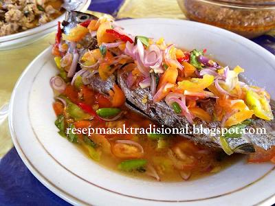 Resep Cara Membuat Gohu Ikan (Ternante)