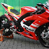 Modifikasi Motor Ninja 250cc 2014