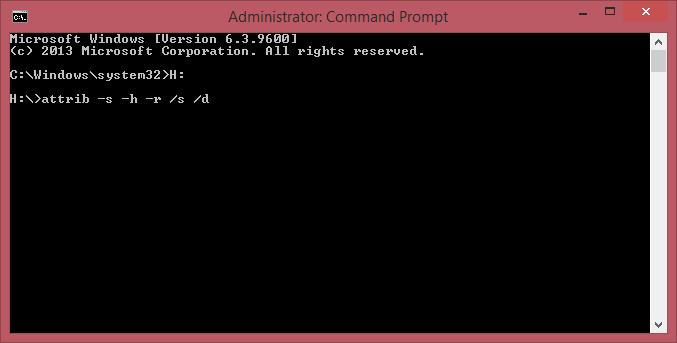Cara Menghilang Virus di Flash Disk