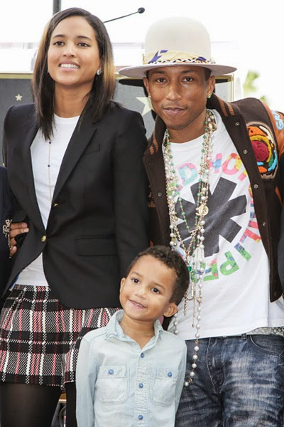 Helen Lasichanh, Pharrell, and Rocket