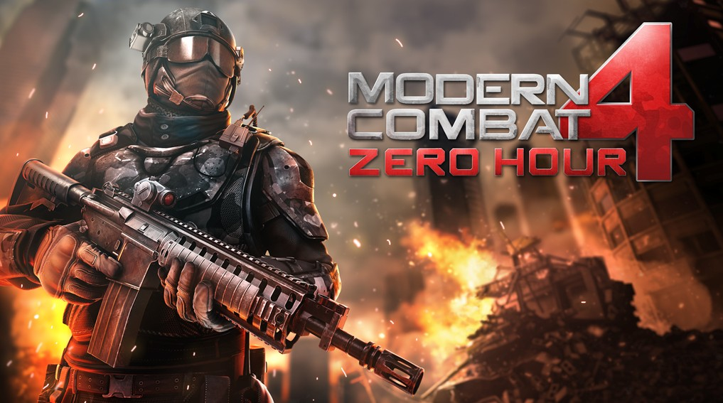 download modern combat 4 apk full version