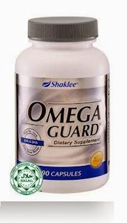 khasiat dan kelebihan omega guard
