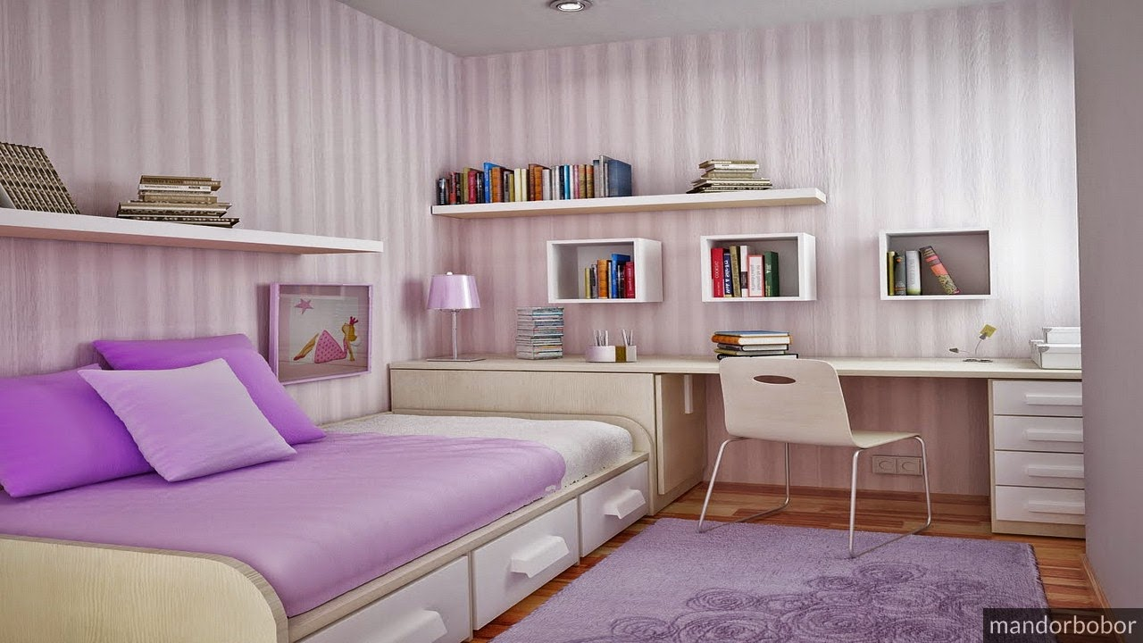 20 small bedrooms ideas to make your bedroom look bigger - Bedroom Look Ideas