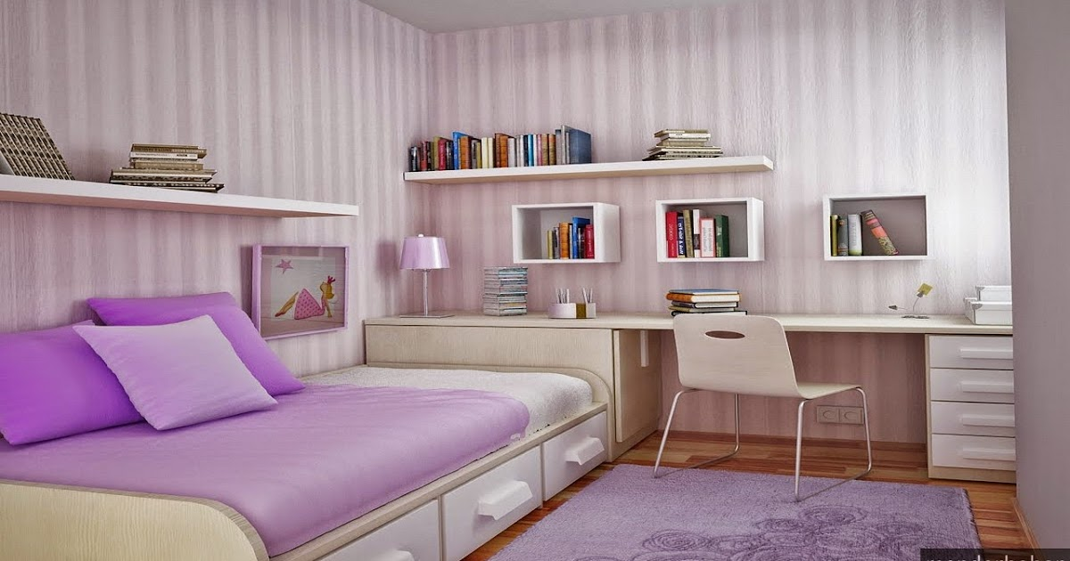 20 small bedrooms ideas to make your bedroom look bigger - Important ideas to make a small room look bigger ...