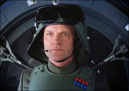 General Veers on Hoth