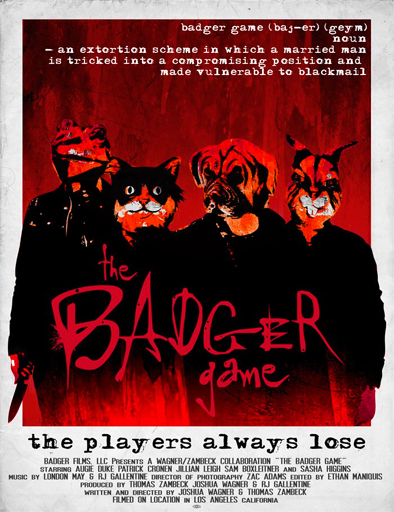 Ver The Badger Game (2014) Online