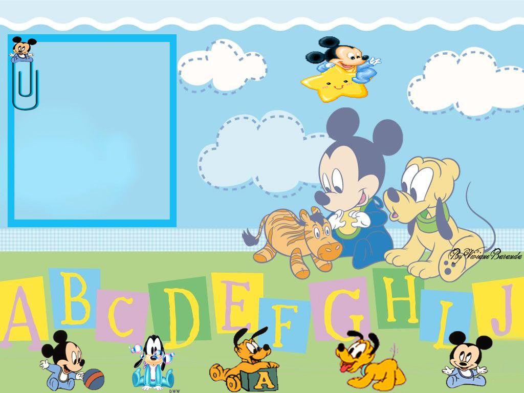 Moldes para Todo: * Marcos para foto looney toons babies *
