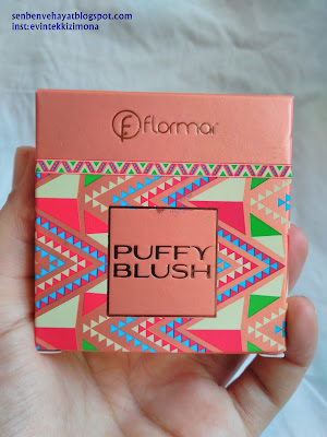FLORMAR PUFFY BLUSH 04 (BOHO-CHIC) ALLIK