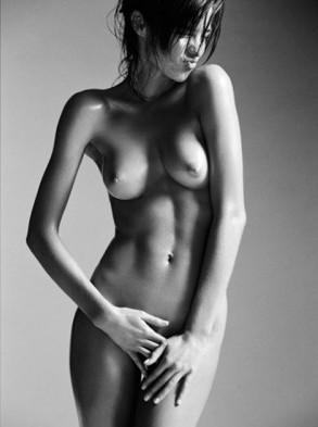 Fotos de Miranda Kerr nua em ensaio sensual