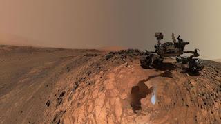 Rover yang dikirimkan ke Mars tidak dapat menjelajah dengan bebas (MetroTVNews.com)