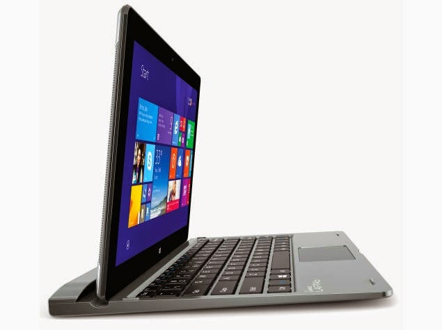 Micromax Launched Canvas Laptab With Windows 8.1 at Rs.14,999