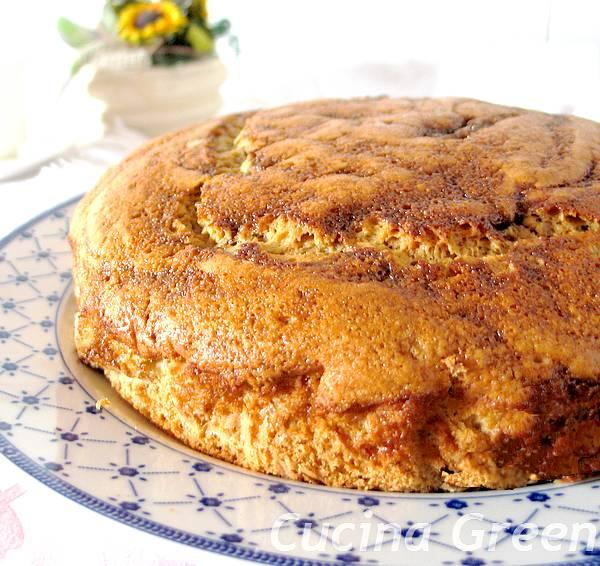 Torta morbida al caff cucina green for Cucina veloce e semplice
