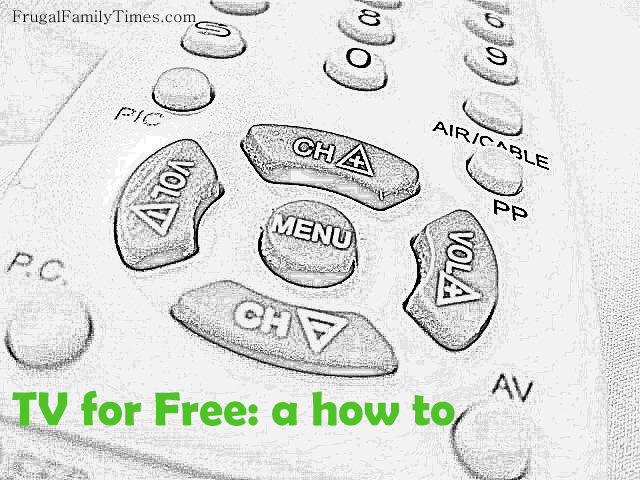how to get tv series for free