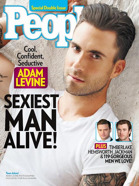 hombre mas sexy vivo: