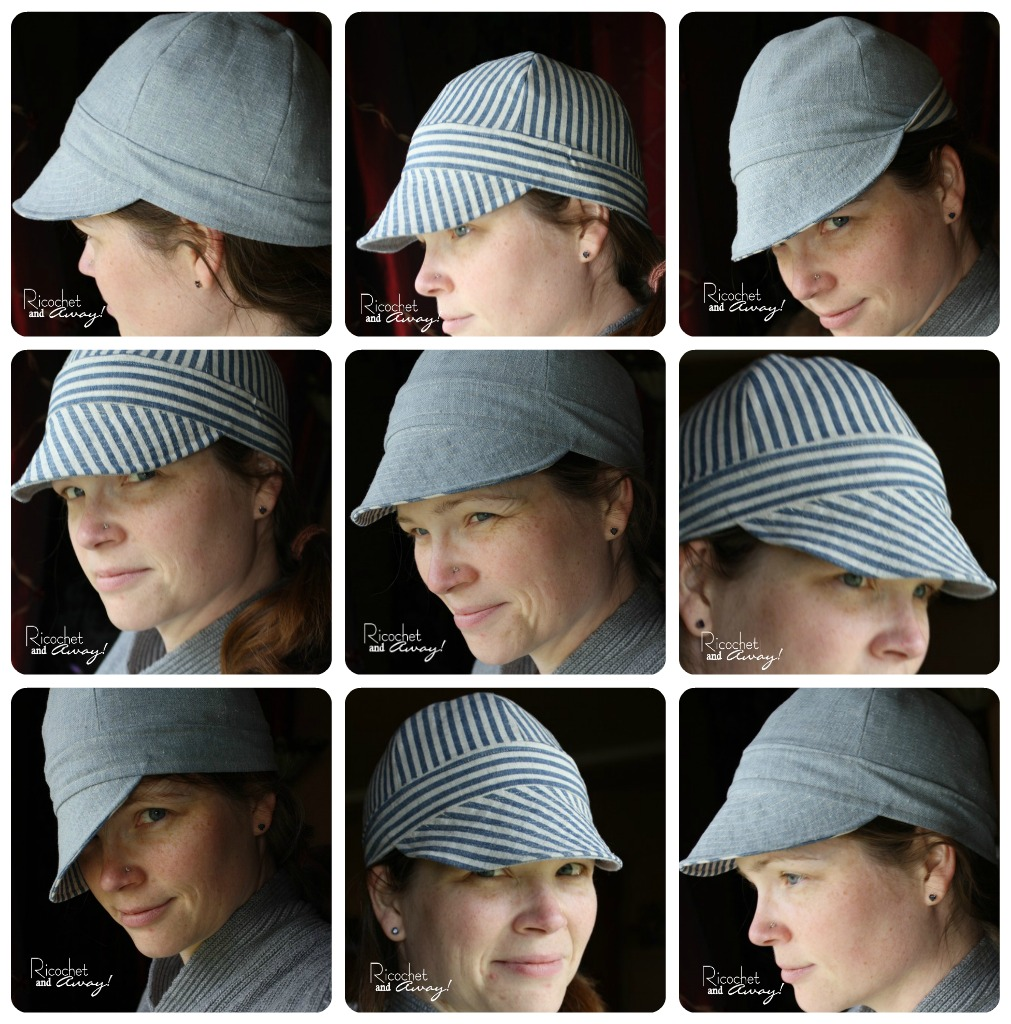 Ricochet and away welders hat i found a free pattern i found a w o n d e r f u l free pattern online special thanks to fellow flickr member seamingly simple you can find her ingenious pattern here jeuxipadfo Images