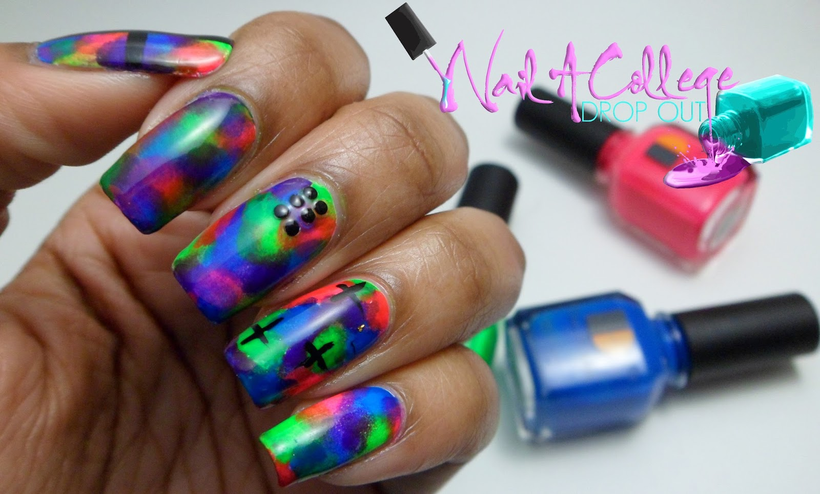 Nail A College Drop Out: Do You... Like Nails?