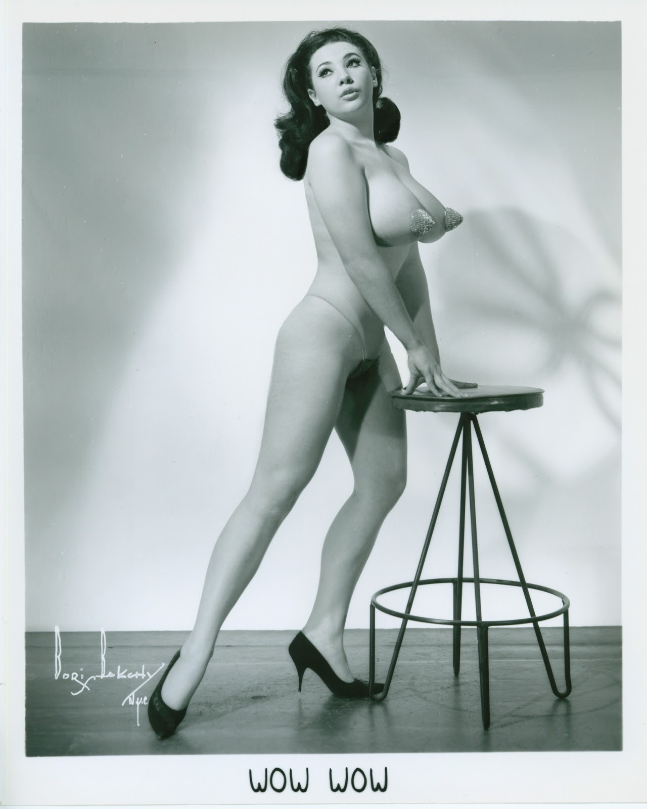 Colin Jones At Pm Labels Retro Erotica S Nude Naked Models