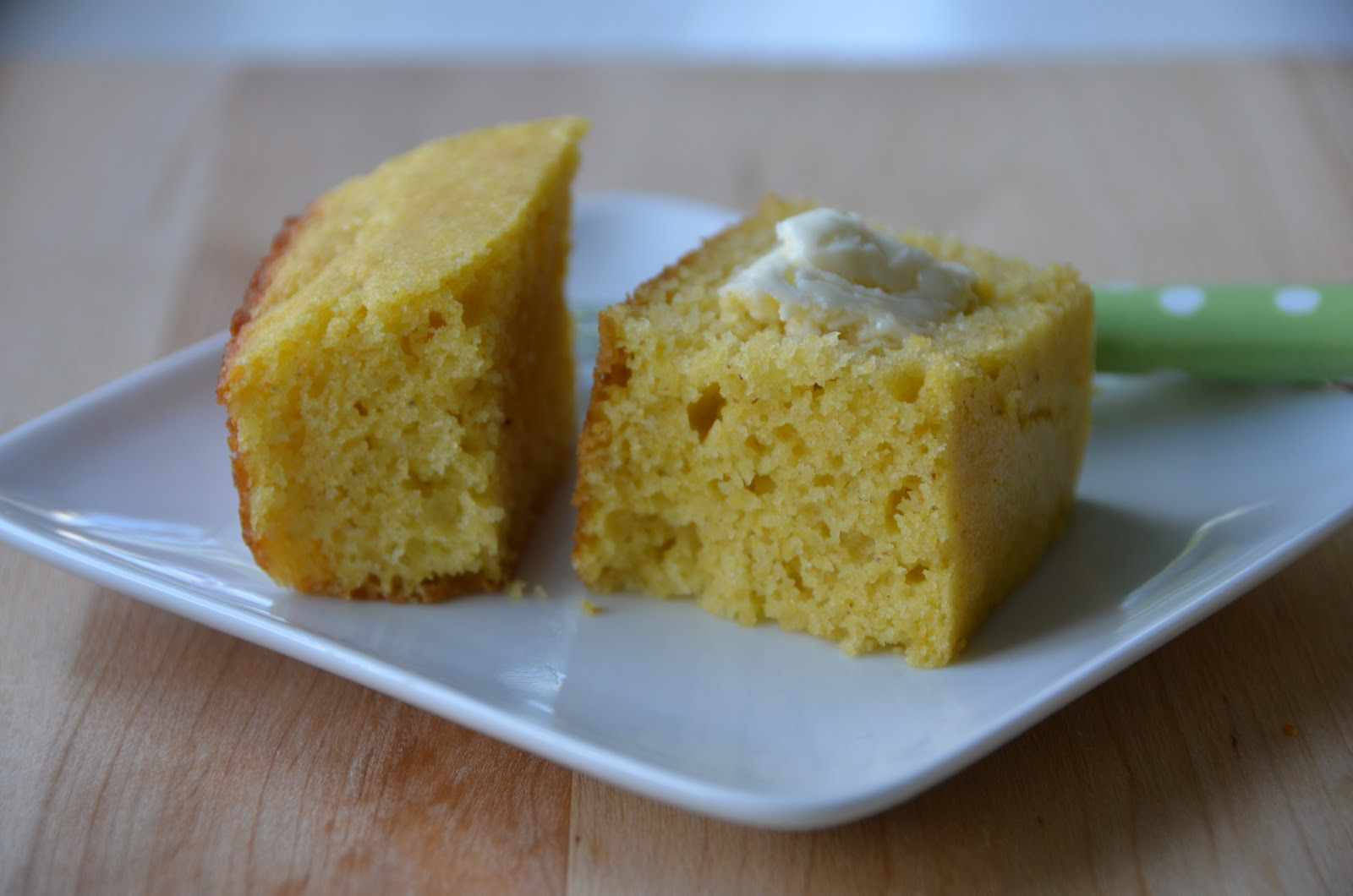 Playing With Flour Simple Cornbread