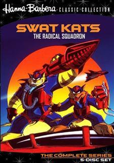 Baixar Swat Kats: O Esquadrão Radical Completo Download Grátis