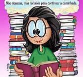 Sonhos e livros.