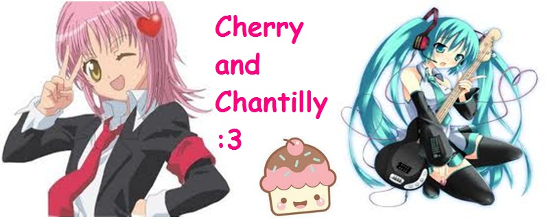 Cherry and Chantilly :3