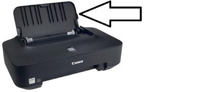 изображение Подача бумаги в струйных принтерах Canon