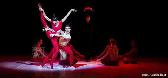 Le Béjart Ballet Lausanne