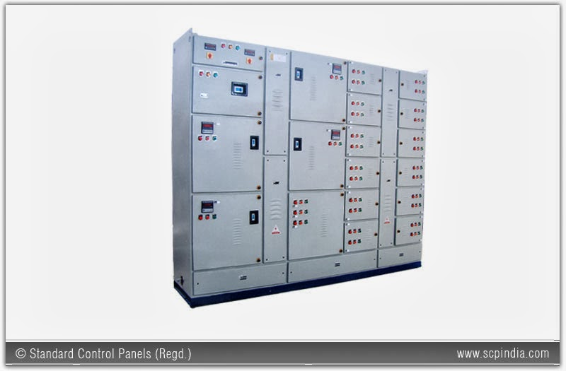 Electrical Control Panels Manufacturers In India
